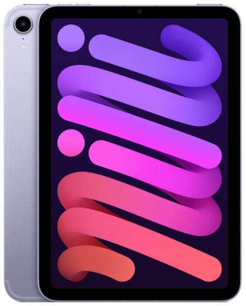"""Apple iPad Mini 6th gen. / 8.3"""" / 64GB / WiFi / Cellular - Purple"""
