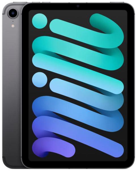 """Apple iPad Mini 6th gen. / 8.3"""" / 256GB / WiFi / Cellular - Space Grey"""