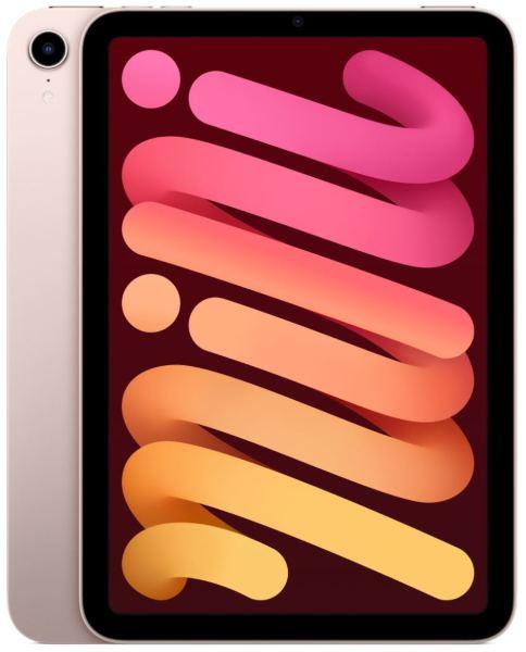 "Apple iPad Mini 6th gen. / 8.3"" / 256GB / WiFi - Pink"