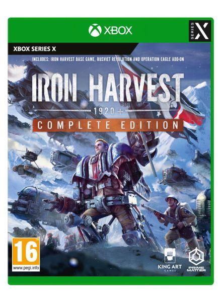 Iron Harvest - Complete Edition (XBSXS)