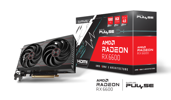 Sapphire Pulse Radeon RX 6600