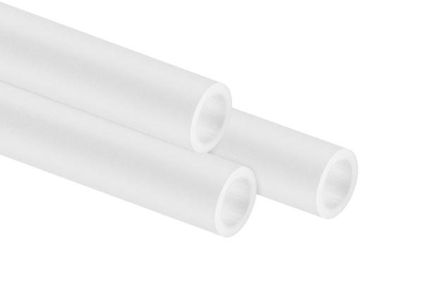Corsair Hydro X Tubing XT Hardline Satin White 14mm - 3x1m