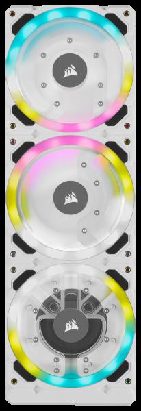Corsair Hydro X Series XD7 RGB Pump/Reservoir Combo - Vit