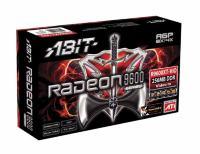Abit ATI Radeon 9600xt 256MB (R9600XT) - AGP / DVi / TV-Ut
