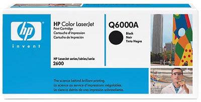 HP Toner Q6000A Svart