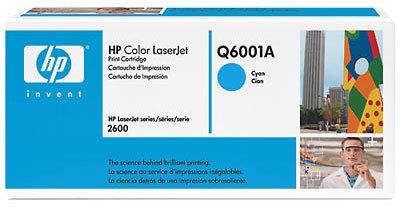 HP Toner Q6001A Cyan