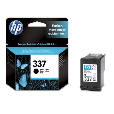 HP Bläck No.337 Svart (11ml)