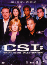 CSI: Las Vegas - S�song 1 (6-Disc)