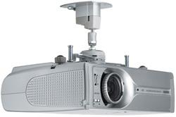 SMS Projektorstativ CL F75 - Aluminium / Silver (inkl. Unislide)