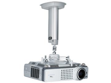 SMS Projektorstativ CL F250 - Aluminium / Silver (inkl. Unislide)