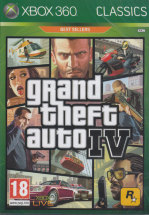 Grand Theft Auto (GTA) IV (4) - Classics