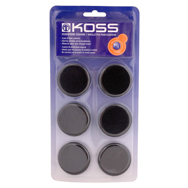 Koss Extra kuddar Porta Pro