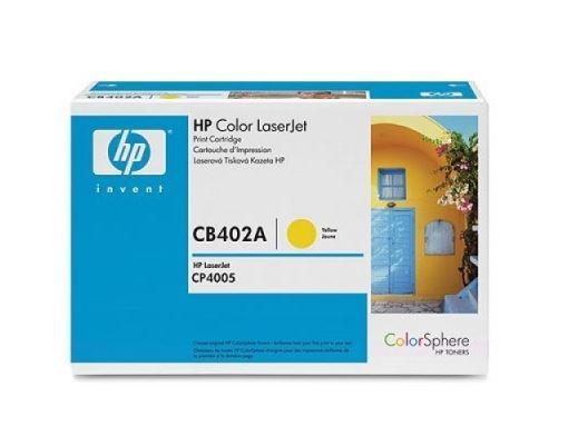 HP Toner CB402A Gul