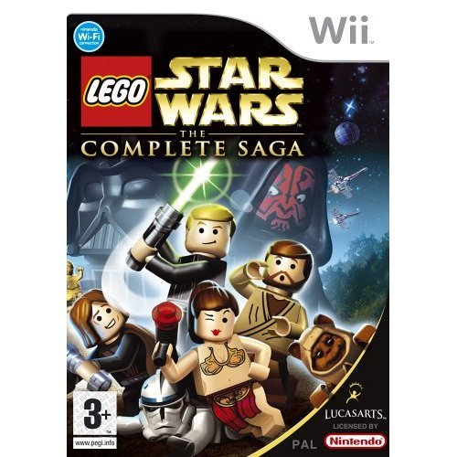 Lego Star Wars 1 & 2 - The Complete Saga