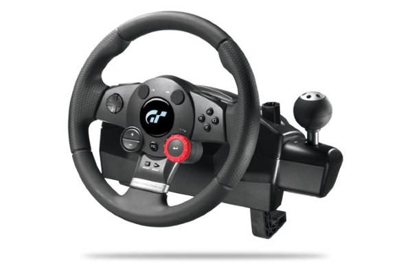 Logitech Driving Force GT för PlayStation 3