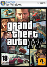 Grand Theft Auto (GTA) IV (4)