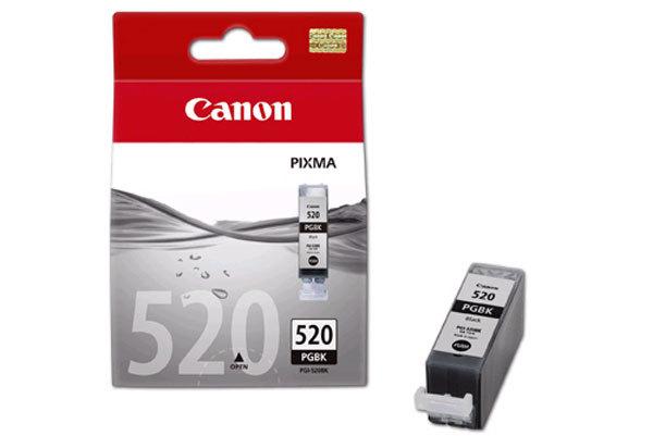 Canon Bläck PGI-520BK Svart