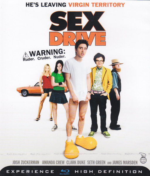 Sex Drive (2008)  hos WEBHALLEN.com