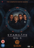 Stargate SG-1 - S�song 9 (6-Disc)